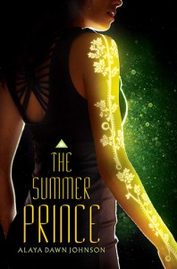 The Summer Prince by Alaya Dawn Johsnon, GayYA's September Book of the Month