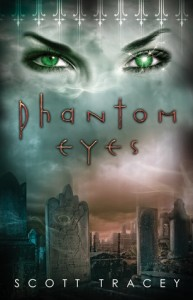 Phantom Eyes #3 (Flux, 2013)