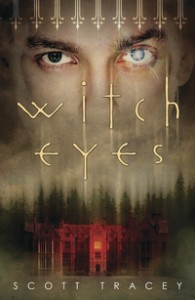 Witch Eyes by Scott Tracey (Flux, 2011)