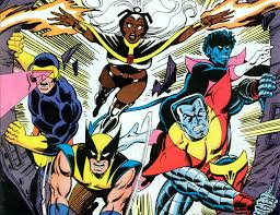 Uncanny X-Men (written by Chris Claremont and drawn by John Byrne, 1974- 1991)