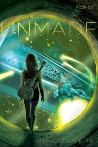Unmade (HMH Books for Young Readers, 2015)