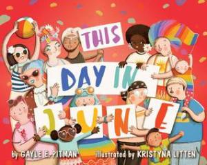 This Day in June (Magination Press, 2014)