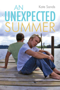 An Unexpected Summer (Harmony Ink Press, 2015)