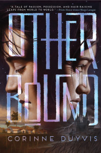 Otherbound by Corinne Duyvis (Amulet Books, 2014)