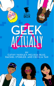 Geek Actually Cover