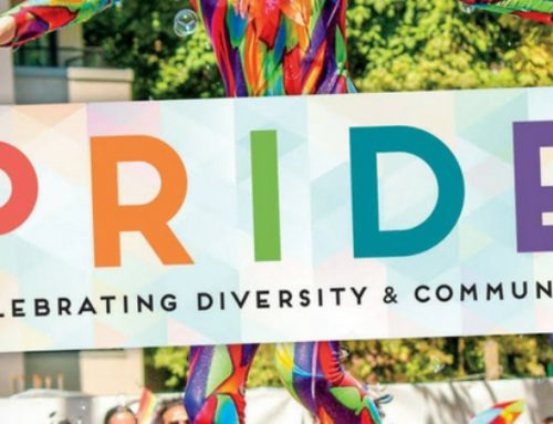 Interview: Robin Stevenson, author of PRIDE, a Middle Grade Non-Fiction Book
