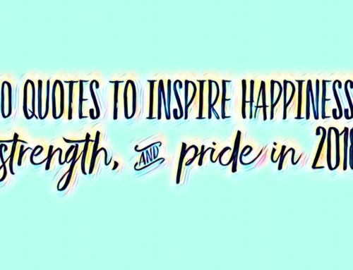 10 Inspiring Quotes to Start the New Year With Pride